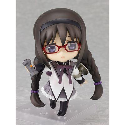 ねんどろいど 暁美ほむら 全身画像爆弾装備メガネ装着