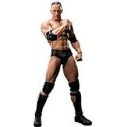 S.H.フィギュアーツ WWE ザ・ロック(The Rock) 約160mm PVC&ABS製 可動フィギュア