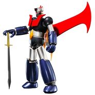 スーパーロボット超合金 マジンガーZ マジンガーZ ~鉄(くろがね)仕上げ~ 約135mm ABS&PVC&ダイキャスト製 塗装済み可動フィギュア