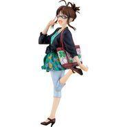 アイドルマスター 秋月律子 1/8スケール ABS&PVC製 塗装済み完成品フィギュア