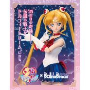 ボークス volksドールズ・パーティー38 ドルパ38 美少女戦士セーラームーン 25th ANNIVERSARY Dollfie DreamR Sister DDS セーラームーン (Sailor Moon)