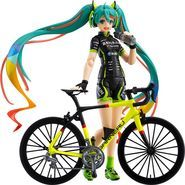 figma 初音ミクGTプロジェクト レーシングミク2016 TeamUKYO応援 ver. ノンスケール ABS&PVC製 塗装済み可動フィギュア