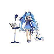 figma キャラクター・ボーカル・シリーズ01 初音ミク 雪ミク Twinkle Snow ver. ノンスケール ABS&PVC製 塗装済み可動フィギュア
