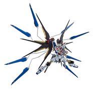 METAL ROBOT魂 機動戦士ガンダムSEED DESTINY[SIDE MS] ストライクフリーダムガンダム 約140mm ダイキャスト&ABS&PVC製 塗装済み可動フィギュア