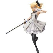 Fate/Grand Order セイバー/アルトリア・ペンドラゴン[リリィ] 1/7スケール PVC&ABS製 塗装済み完成品フィギュア