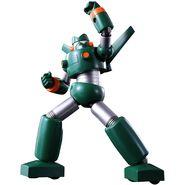 スーパーロボット超合金 超電導カンタム・ロボ [クレヨンしんちゃん]