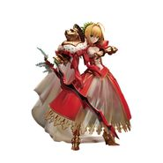 Fate/Grand Order セイバー/ネロ・クラウディウス〔第三再臨〕 1/7スケール PVC&ABS製塗装済み完成品フィギュア