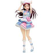 Dream Tech ラブライブ!サンシャイン!! 桜内 梨子 君のこころは輝いてるかい?Ver. 1/8スケール PVC製 塗装済み完成品フィギュア